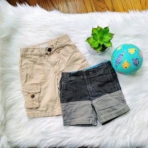 Shorts Bundle Old Navy & Genuine Kids OshKosh VGUC